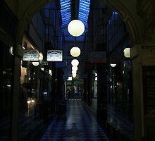 Arcade Nightlife by Kimberley Gifford