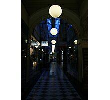 Arcade Nightlife Photographic Print