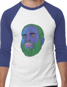 MC Ride (Death Grips) Men's Baseball ¾ T-Shirt