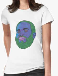 MC Ride (Death Grips) Womens Fitted T-Shirt