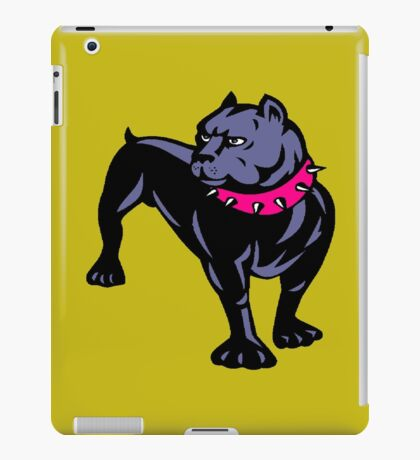PIT BULL-8 iPad Case/Skin
