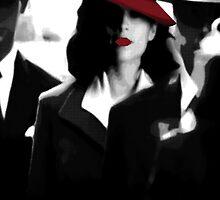 Agent Carter by avbtp