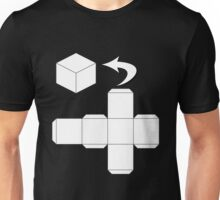 Box Construction Unisex T-Shirt