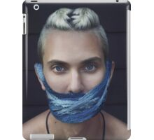 Silenced iPad Case/Skin