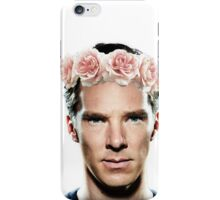 Benedict Flowerbatch iPhone Case/Skin