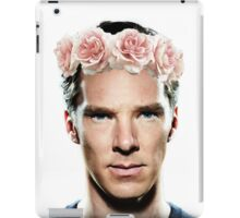 Benedict Flowerbatch iPad Case/Skin