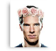 Benedict Flowerbatch Metal Print