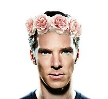 Benedict Flowerbatch Photographic Print