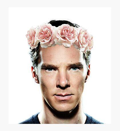 Benedict Flowerbatch Photographic Print