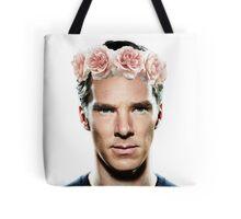Benedict Flowerbatch Tote Bag