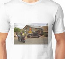 Route 66 Vintage Auto and Shed Unisex T-Shirt