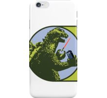 The OFFICIAL 2 COOL 2 GEEK Logo iPhone Case/Skin