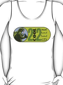 The OFFICIAL 2 COOL 2 GEEK Logo T-Shirt