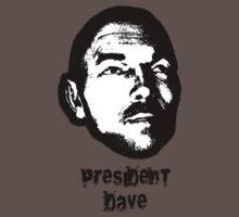 President Dave One Piece - Short Sleeve