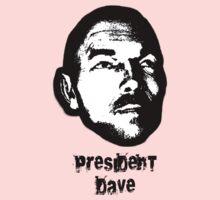 President Dave Kids Tee