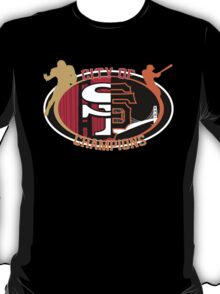 San Francisco City of Champions T-Shirt