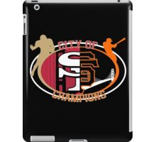San Francisco City of Champions iPad Case/Skin