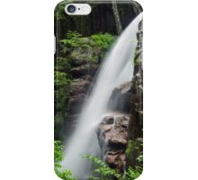Alongside Avalanche Falls iPhone Case/Skin
