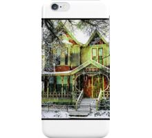 Gingerbread with Lime Frosting iPhone Case/Skin