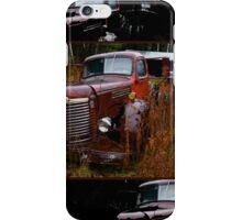 The big truck, tote iPhone Case/Skin
