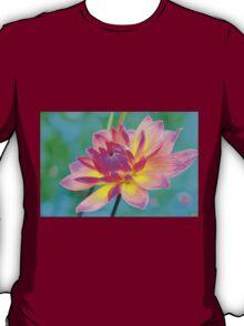 Dahlia Arrayed in Splendor T-Shirt