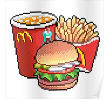 MCDONALDS is CUTE Poster