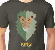 king of the jungle Unisex T-Shirt
