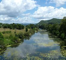 The Mary River, Imbil, Queensland by John Craig
