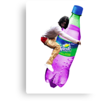 dirty sprite chief keef Canvas Print