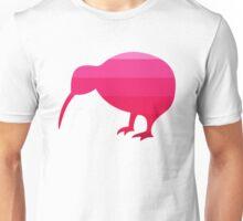 Kiwi in Kool-Aid Ombre Unisex T-Shirt