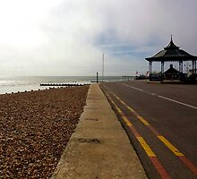 "UK: ""Bognor Regis Promenade"", West Sussex by Kelly Sutherland"