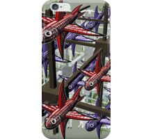 running the nets  iPhone Case/Skin
