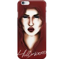 Adore Delano - Hollywood iPhone Case/Skin