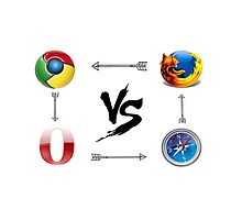 Battle of the Browsers by FabiasXII