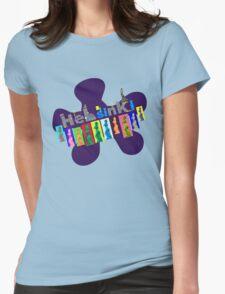 Helsinki Womens Fitted T-Shirt