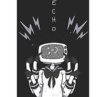 Echo Photographic Print