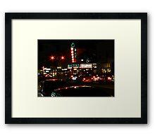 bagdad by night Framed Print