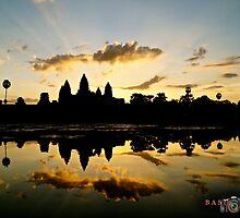 "Siem Riep, Cambodia: ""Angkor Wat"" by basiccaptures"