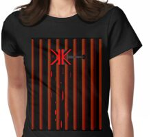 Kate Kelly Branding Iron Womens Fitted T-Shirt