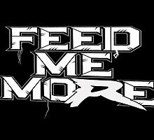 Ryback FEED ME MORE by WhoDunIT