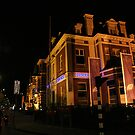 Amsterdam at Night5 by StonePics