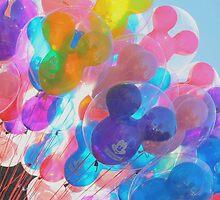 Disneyland Balloons #4 by disneylandaily
