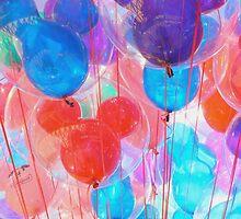 Disneyland Balloons #5 by disneylandaily
