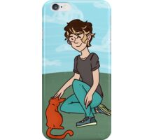 Sometimes Cats iPhone Case/Skin