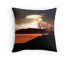 Scotland 5 The Myth & The Legend Throw Pillow