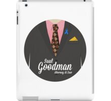 Better Call Saul - Saul Goodman Suit iPad Case/Skin