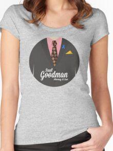 Better Call Saul - Saul Goodman Suit Women's Fitted Scoop T-Shirt