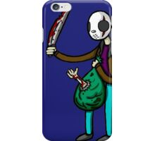 Carnihell #11 Crazy Lenny iPhone Case/Skin