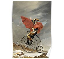 The Art of the Bicycle  Poster