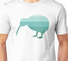 Kiwi in Seafoamin' Ombre Unisex T-Shirt